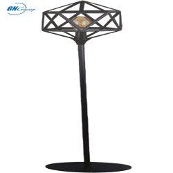 استند مدل ستاره فلزی، استند لامپ دار مدرن تک شعله ، آباژور مدل ستاره مدرن ،چراغ استند کنار سالنی مدل ستاره